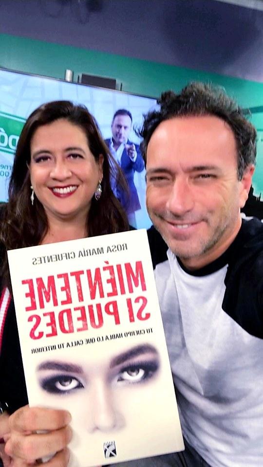 Con Carlos Galdos Hablando De Mienteme Si Puedes Vidoe Entrevista Zefiro Del Cielo